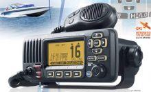 Icom IC-M 323G UKW- Sprechfunkanlage mit DSC & GPS