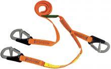 Baltic, Sicherheitsleine Sorgleine orange, Modell EN ISO 0120