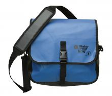 C4S, Skipper- Laptoptasche Waterproof Blau