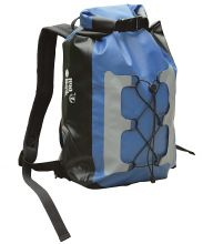 C4S, Rucksack Waterproof Backbag Blau, 20l