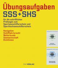 L´Ocean, SSS Ausbildungsset Seekarte BA 2656 + Begleitheft + Übungsaufgaben + Köcher