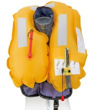 Besto, 2 Stück Rettungswesten Automatic Seafit 300N, Lifebelt, UML MK5