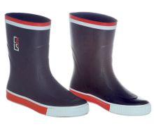C4S Segelstiefel Sailing Boots Short, Navy