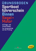 Delius Klasing, SBF Binnen Segeln u. Motor, Prüfungsbögen