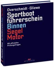 Delius Klasing Lehrbuch SBF Binnen Segeln u. Motor Overschmidt
