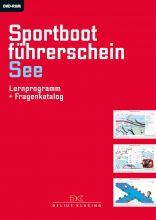 Delius Klasing, SBF See Lernprogramm + Fragenkatalog CD-ROM, Mac / PC