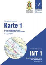 BSH Karte INT 1, Verzeichnis der Seekartensymbole