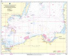 BSH, 3002 Planungskarte für die Klein- u. Sportschifffahrt Ostsee