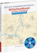 Delius Klasing, Binnenkarte Mittellandkanal u. Elbe- Seitenkanal Papier u. Digital