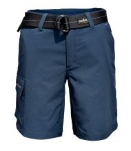 Crazy4Sailing, Bordhose Deck Trouser Shorts UV40+, Navy