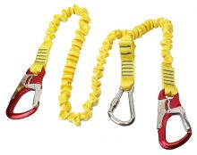 Kong, Sicherheitsleine & Lifeline Double Action Elastic, 3 Hooks