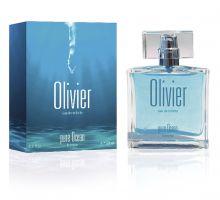 Pure Ocean, Parfüm Hommes Olivier Mediterrane, 50ml