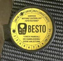 Besto, Wartungspauschale Revision Automatik- Rettungswesten