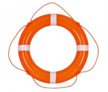 Besto, Rettungsring PVC Orange, 60cm x 40cm