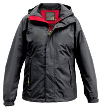 Crazy4Sailing, Damen- Segeljacke Latina, Carbon