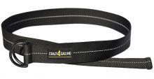 C4S, Seglergürtel Deck Trouser Belt, schwarz