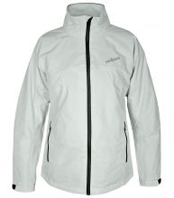 Crazy4Sailing, Bordjacke Amalfi Ladies, Silbergrau