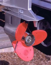 Lindemann, Davis Prop Sox® Propellerschutz Rot