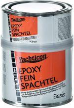 Yachticon, Epoxy Feinspachtel mit Härter, 450g