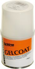 Yachticon, Gelcoat 2-K Reparaturset Cremeweiss RAL 9001, 250g