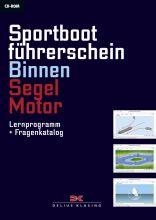 Delius Klasing, Lernprogramm Sportbootführerschein Binnen Motor & Segel DVD
