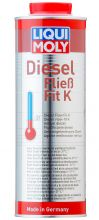 Liqui Moly, Diesel Fließ Fit Antifrost- Additiv, 1l