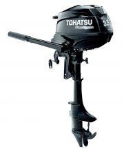 Tohatsu, Außenbordmotor 4-Takt MFS 3.5B