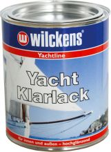 Wilckens, Yacht Klarlack transparent hochglanz, 2,5l